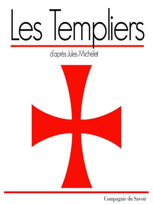 cover image of Les Templiers