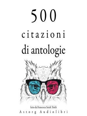 cover image of 500 preventivi di selezione