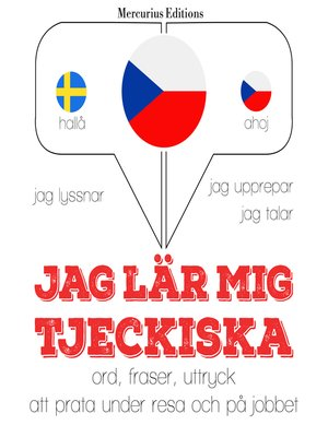 cover image of Jag lär mig tjeckiska