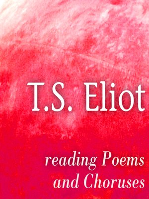 cover image of Reading Poems and Choruses