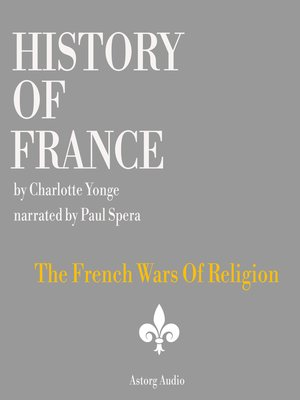 cover image of The French Wars of Religion