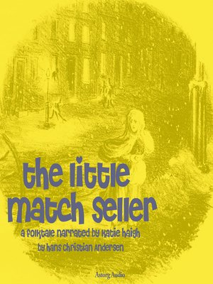 cover image of The Little Match Seller