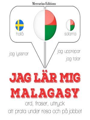 cover image of Jag lär mig malagasy