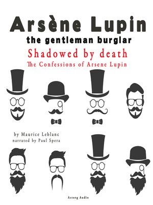cover image of Shadowed by Death