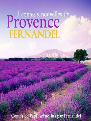 cover image of Contes et nouvelles de Provence