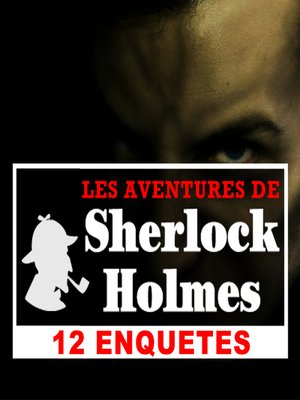 cover image of Compilation les aventures de Sherlock Holmes