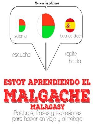 cover image of Estoy aprendiendo el malgache (malagasy)