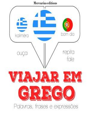 cover image of Viajar em grego