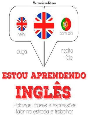 cover image of Estou aprendendo Inglês