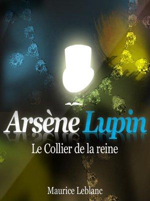 cover image of Le collier de la Reine