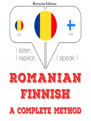cover image of Romanian-Finnish: a complete method