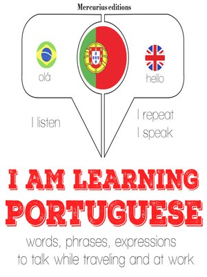 cover image of I am Learning Portuguese