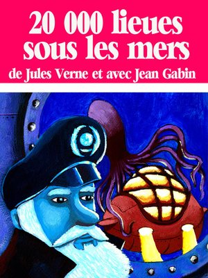 cover image of 20 000 Lieues Sous les Mers