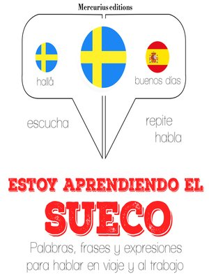 cover image of Estoy aprendiendo el sueco