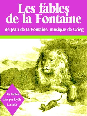 cover image of Fables de la Fontaine