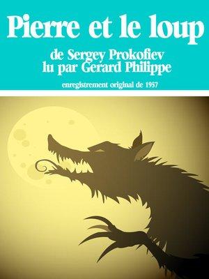 cover image of Pierre et le loup