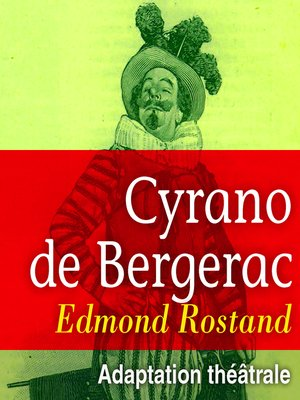 cover image of Cyrano de Bergerac