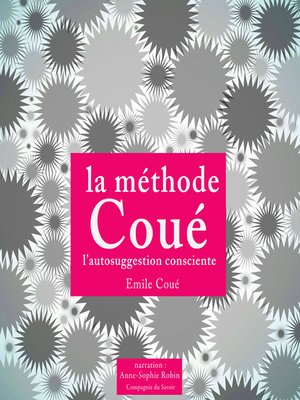 cover image of La méthode Coué, autosuggestion consciente