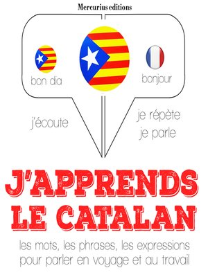 cover image of J'apprends le catalan