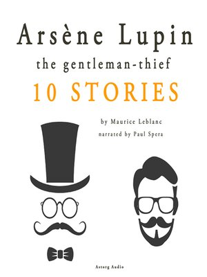 cover image of The Gentleman-Thief: 10 Stories