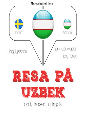 cover image of Resa på Uzbek