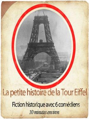 cover image of La petite histoire de la Tour Eiffel