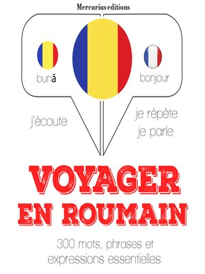 cover image of Voyager en roumain