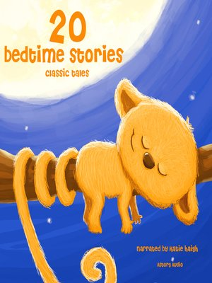 cover image of 20 Bedtime Stories