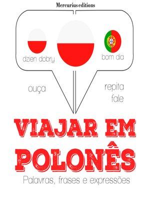 cover image of Viajar em polonês