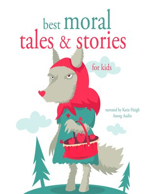 cover image of Best Moral Tales and Stories