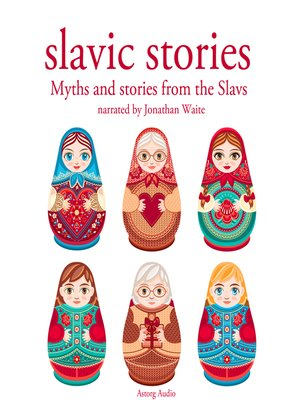 cover image of Myths and Stories from the Slavs