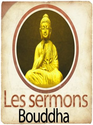cover image of Les sermons de Bouddha