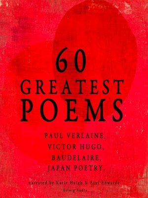 cover image of 60 Greatest Poems