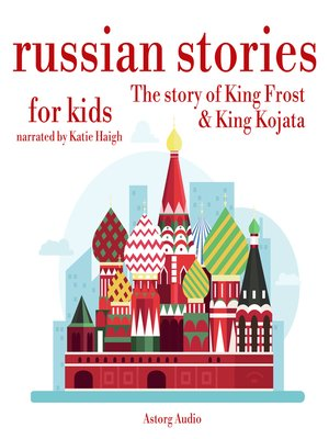 cover image of Russian Stories for Kids