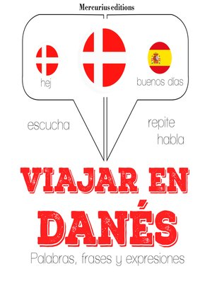 cover image of Viajar en danés