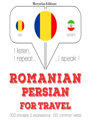 cover image of Romanian-Persian: For travel