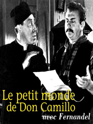 cover image of Le petit monde de Don Camillo