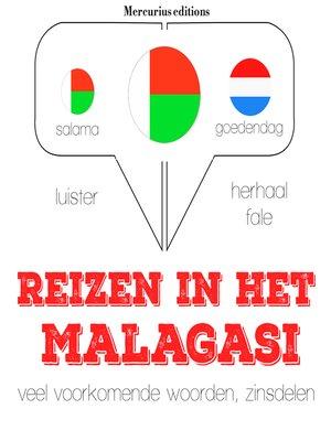 cover image of Reizen in het Malagasi