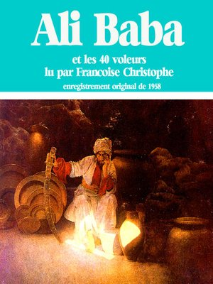 cover image of Ali Baba et les 40 voleurs