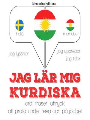 cover image of Jag lär mig kurdiska