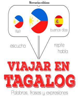cover image of Viajar en tagalog (filipinos)