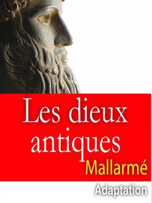 cover image of Les dieux antiques