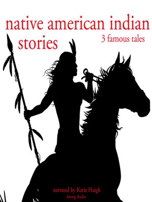 cover image of 3 American Indian Stories