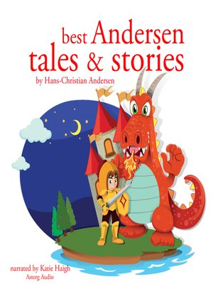 cover image of Best Andersen Tales and Stories
