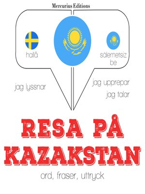 cover image of Resa på Kazakstan