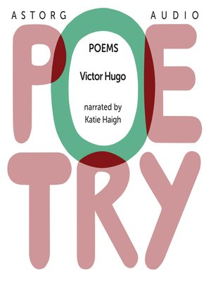 cover image of Poetry by Victor Hugo