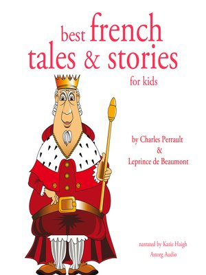 cover image of Best French Tales and Stories