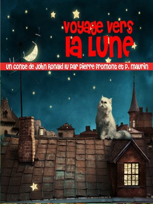 cover image of Voyage vers la lune