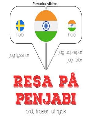 cover image of Resa på penjabi