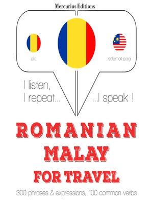 cover image of Romanian-Malay: For travel